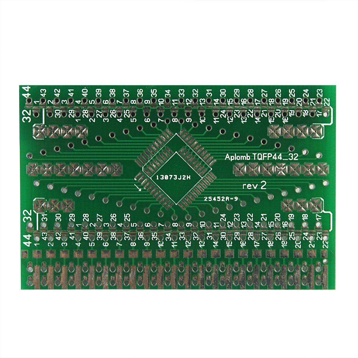 SYM Arduino elec Frikis Aplomb de Formas de TQFP44 - 32 Adaptador ...
