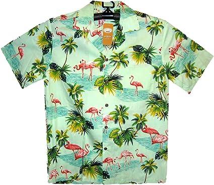P.L.A. Original Camisa Hawaiana: Amazon.es: Ropa y accesorios