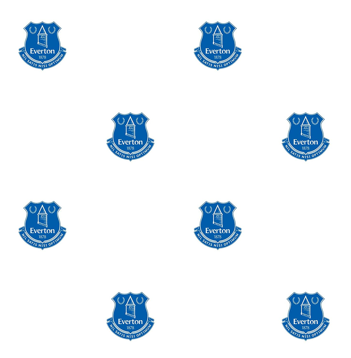 Everton FC Crest Wallpaper Amazoncouk Kitchen Home
