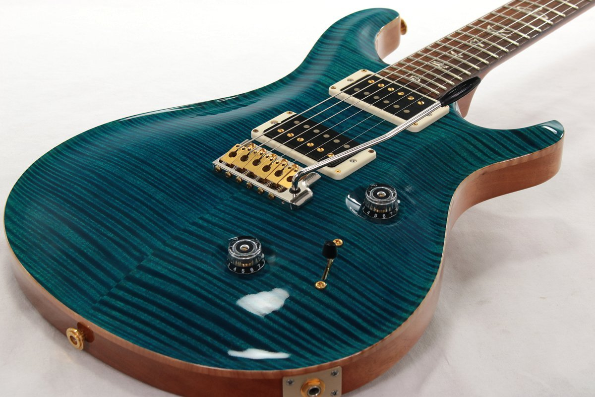 Paul Reed Smith/CUSTOM24 10TOP Blue Matteo ポールリードスミス B07FQLXHPY