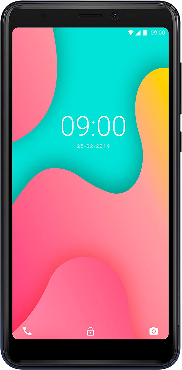 Wiko Y60 mit Android Go