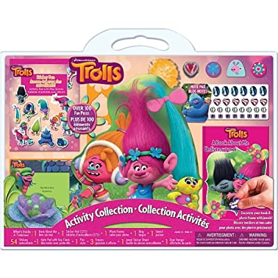 Dreamworks Trolls 100pc Activity Collection: Clothing