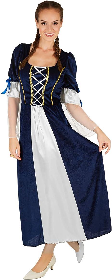 dressforfun Disfraz de Hija del Rey para Mujer | Vestido de ...