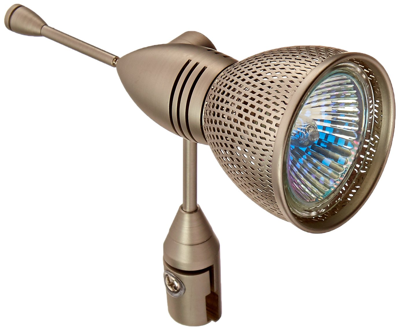 WAC Lighting QF-9415-BN/BN Low Voltage Monorail Qc Fixture Kit