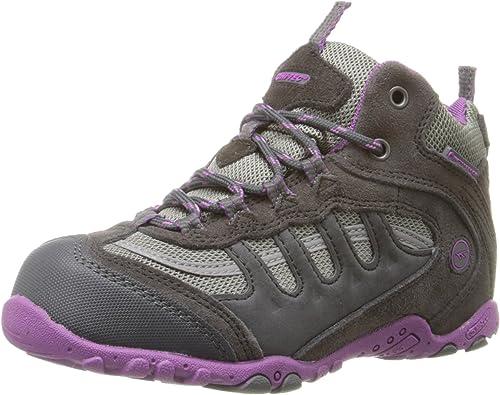 Hi-Tec Penrith Men/'s Waterproof Mid Hiking Boot Charcoal