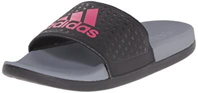 huge discount 8ecce 6052c Adidas Performance adilette Supercloud Plus Slides,BlackPinkVista Grey,1 M