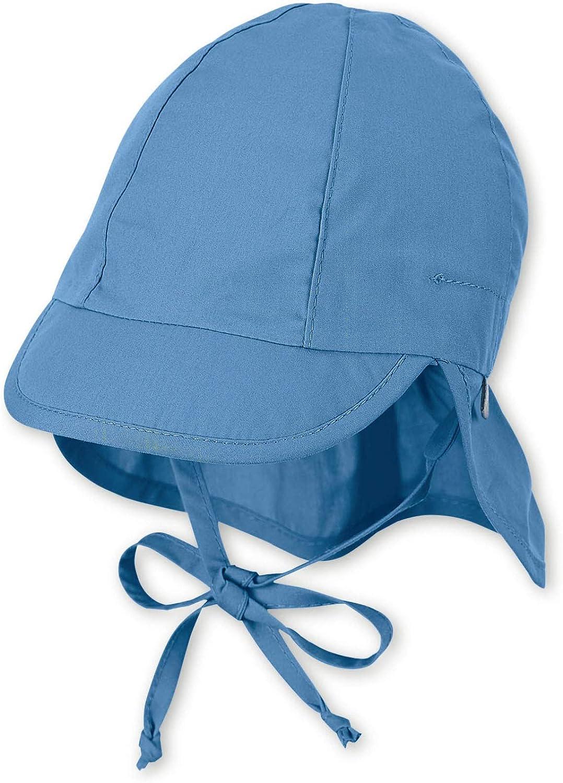 Sterntaler Schirmm/ütze Mit Nackenschutz Sombrero para Beb/és