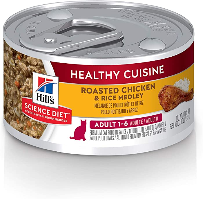 Top 9 Hills Science Healthy Cuisine Canned Dog Food