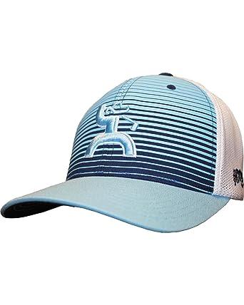 549d813498d79b Hooey Golf Long Drive Flex Fit Mesh Back Hat - 1505BLWT (Small/Medium)