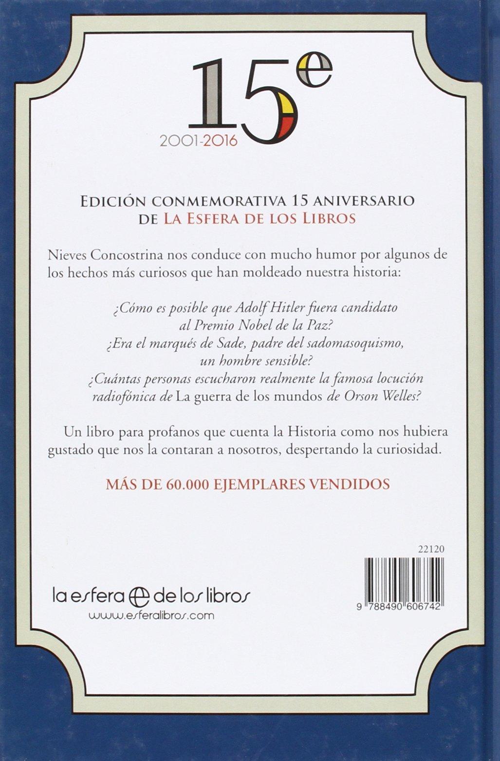 Menudas Historias De La Historia - Edición 15ª Aniversario ...