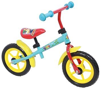 Bicicleta del Niño sin Pedales Teletubbies de Metal de 12 Pulgadas ...