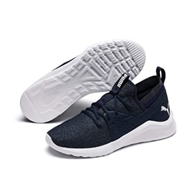 new style a04c4 0fc4b Puma Emergence, Chaussures de Running Compétition Homme, Bleu (Peacoat  White), 40
