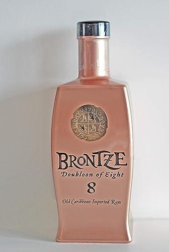 Ron Brontze 8 - Caja 6 Botellas 70 cl: Amazon.es ...