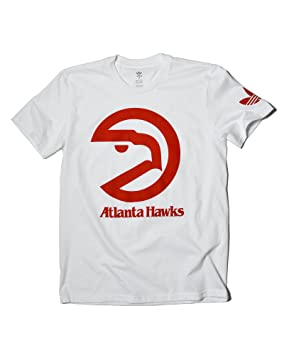 Adidas Hombres de Atlanta Hawks de la NBA Camiseta de IR a Originals, M,