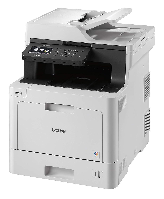 Brother dcp-l8410cdw - Impresora láser multifunción ...