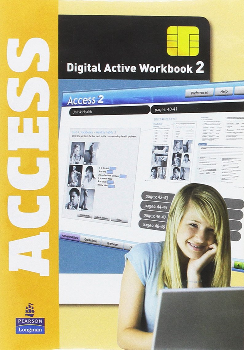 Access 2, 2 Bachillerato. Active workbook ebook