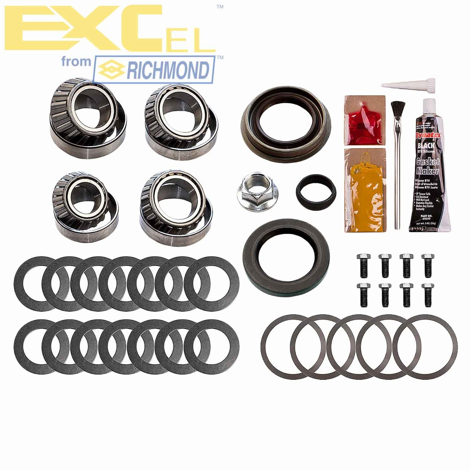 ExCel XL-1060-1 Bearing Master Kit (DANA 35 1980-2006), 1 Pack by ExCel
