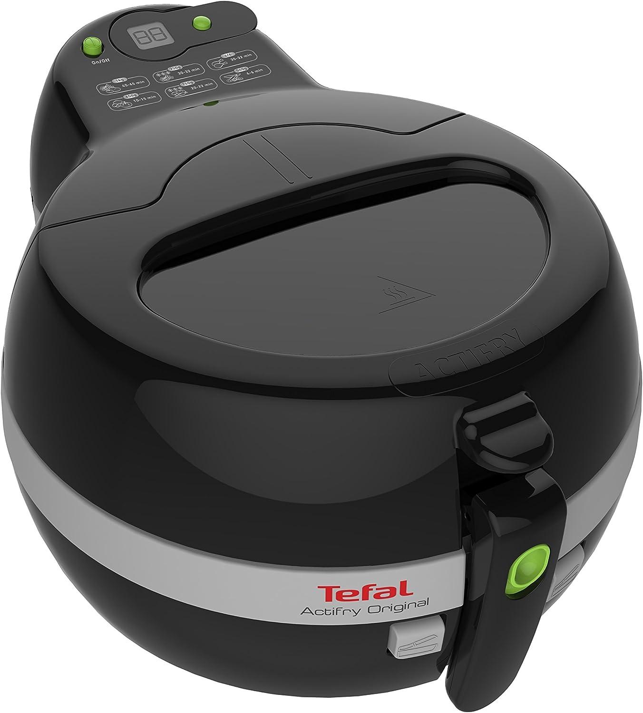 Tefal Actifry Original Snaking FZ711815 - Freidoras sin aceite, hasta 1 kg de capacidad, con cocción homogénea, partes extraíbles aptas para lavavajillas, incluye accesorio snaking 10x15x15in: Amazon.es: Hogar