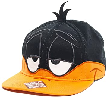 Looney Tunes Daffy Duck Snapback Cap  Amazon.co.uk  Sports   Outdoors e1ede2ca16f