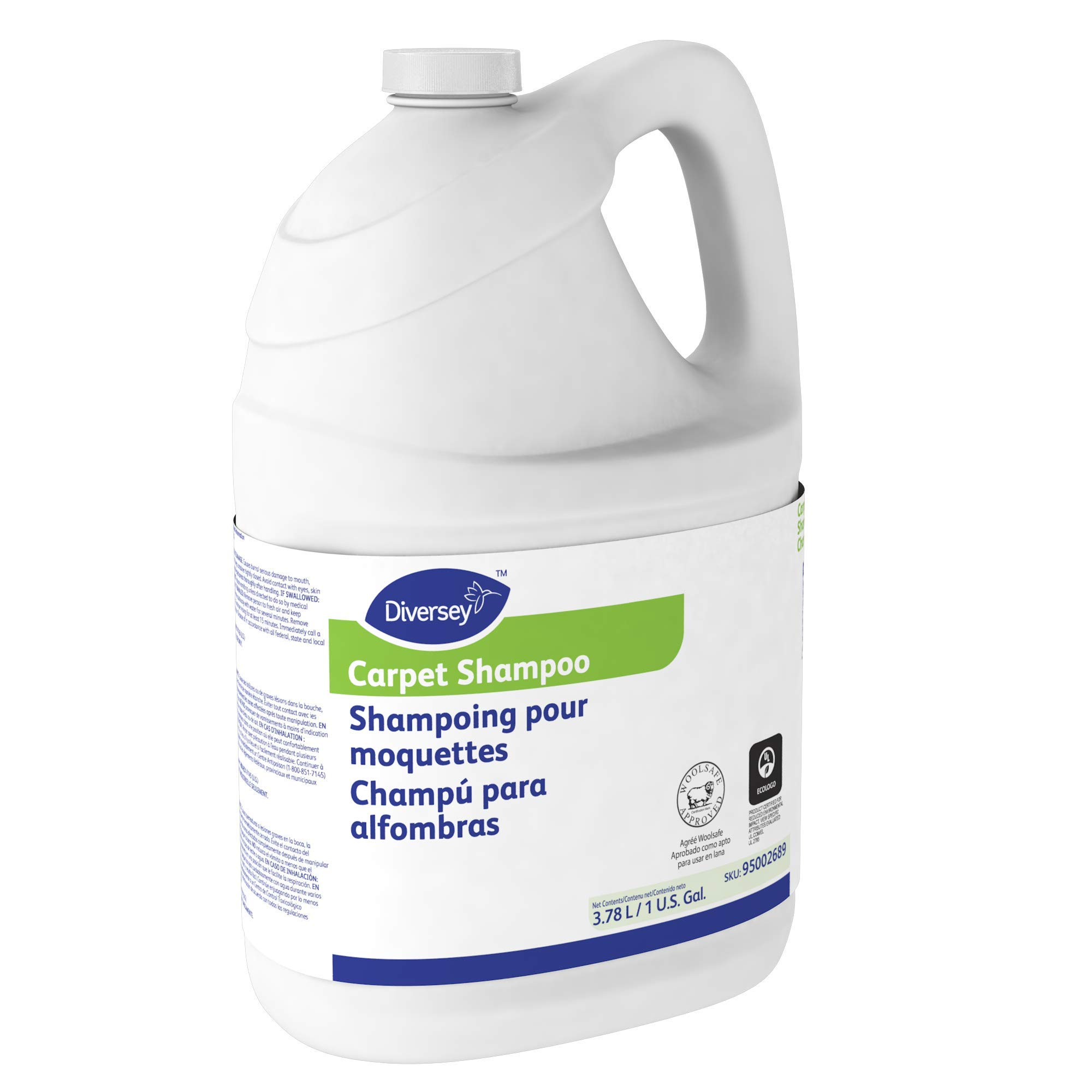 Diversey Carpet Shampoo (1-Gallon, 4-Pack) by Diversey (Image #4)