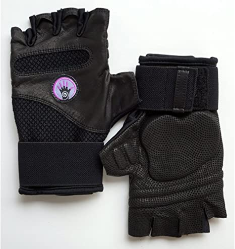 Wrist Assured Gloves WAGs Pro Workout Gloves-Small