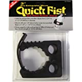 "3"" Quick Fist Clamp for mounting tools & equipment 2-3/4"" - 3-1/4"" diameter"