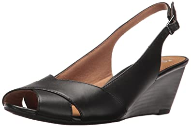 clarks womens slingbacks