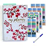 Amazon.com : Daily Planner 2019 Free Dated - Academic Weekly ...