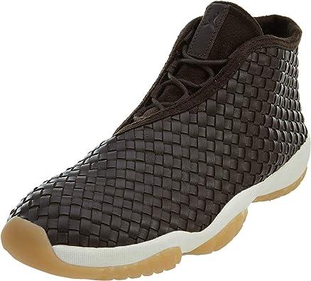 Nike Jordan Future Premium Sneaker Basketball Shoes Brown
