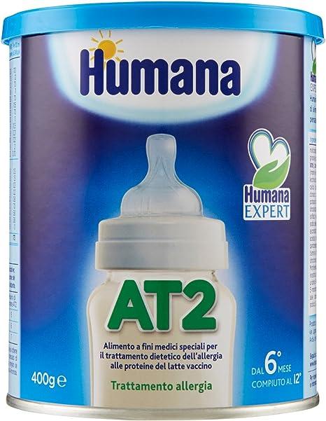 Humana Humana AT1 Experto Alergia Tratamiento 400g ...