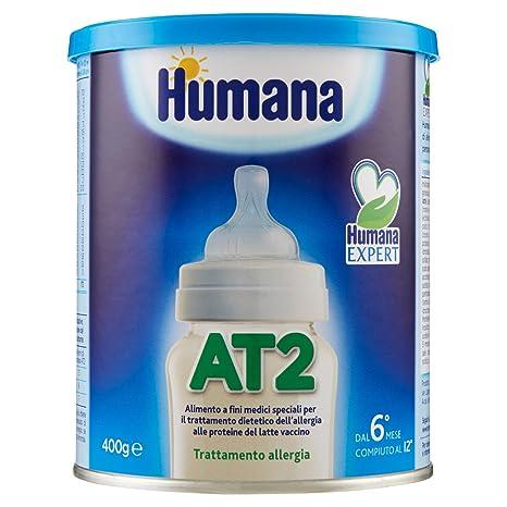 Humana Humana AT1 Experto Alergia Tratamiento 400g