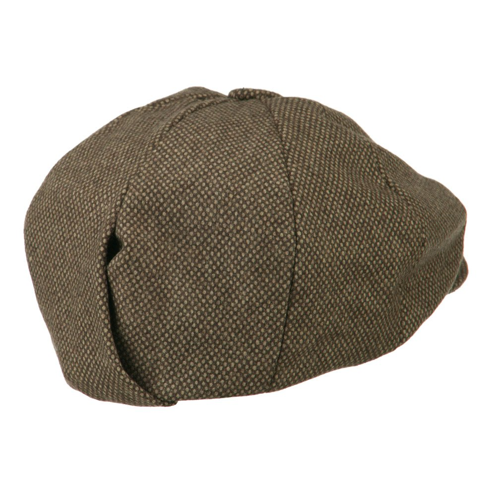 Cars With Those Spiffy Snow Hats As >> Amazon Com Big Wool Blend Newsboy Cap Brown W07s38e Xl 3lx Clothing