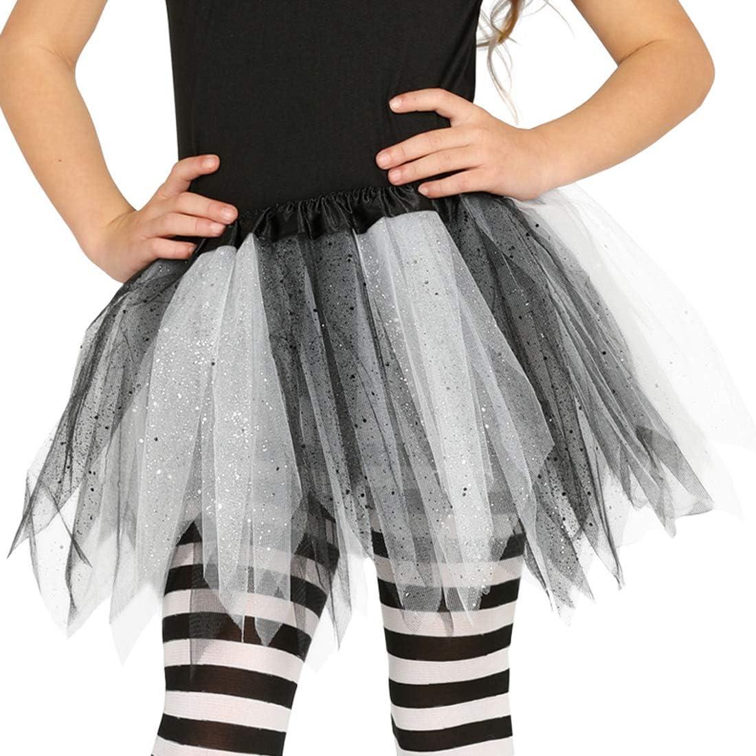 Falda de Tul Multiusos para niña / Aprox. 30 cm de Longitud en ...