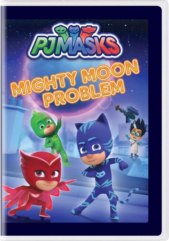 Pj Masks: Moon Problem Edizione: Stati Uniti Italia DVD ...