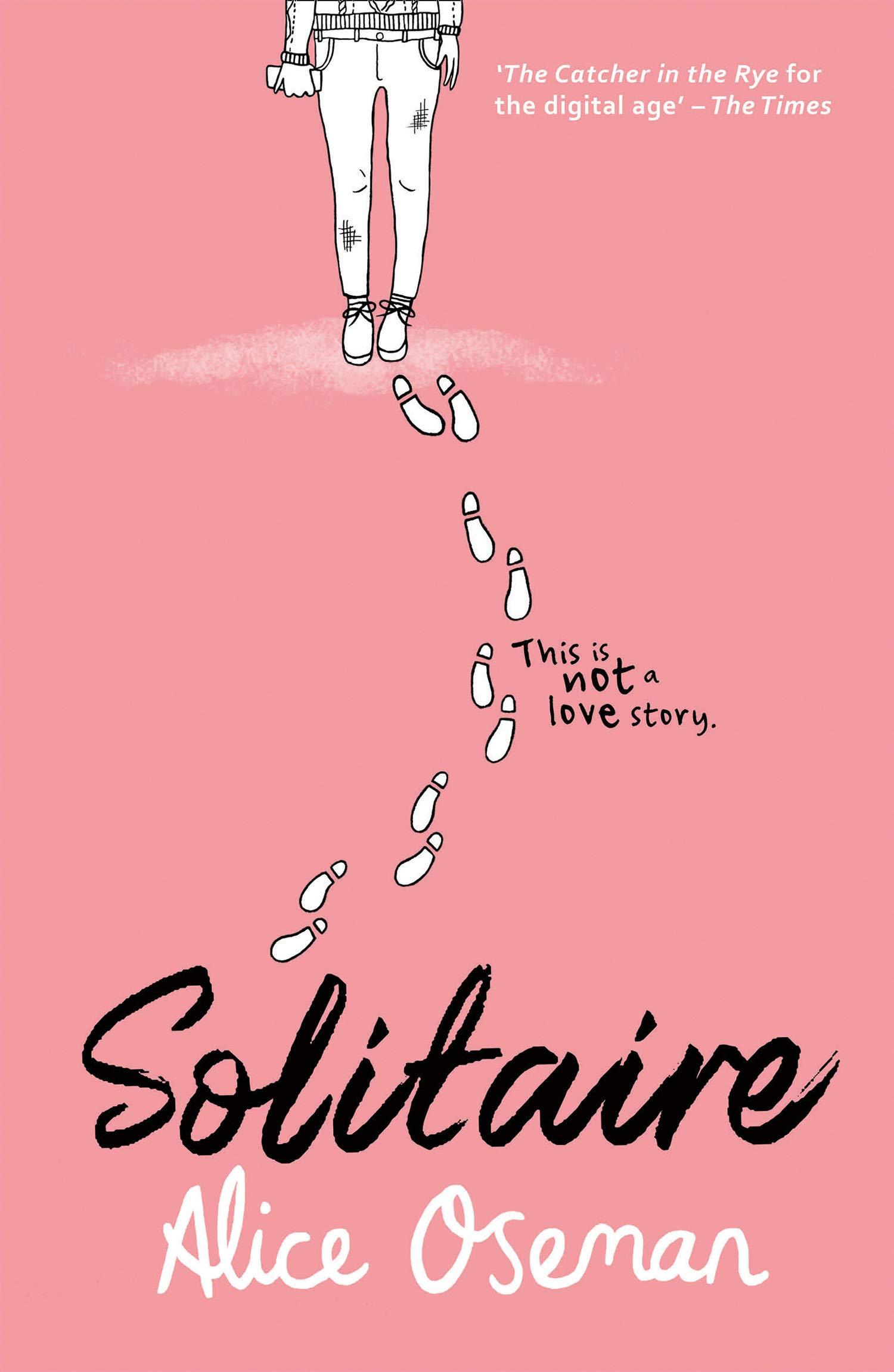 Solitaire: Amazon.it: Oseman, Alice: Libri in altre lingue
