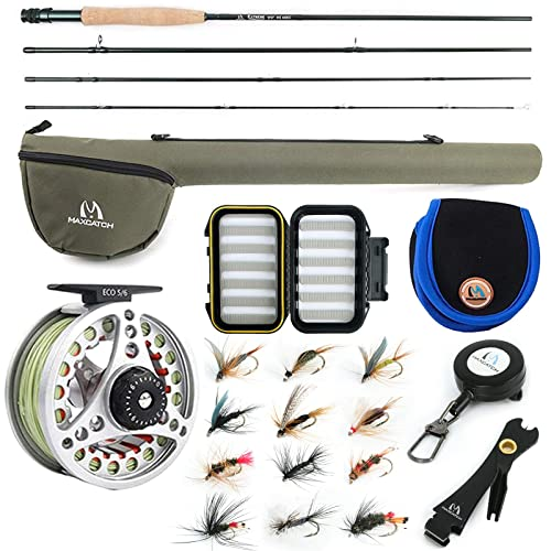 Maxcatch Extreme Fly Fishing Combo Review