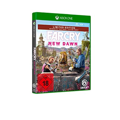 Far Cry New Dawn - Limited Edition (exkl. bei Amazon) - [Xbox One]