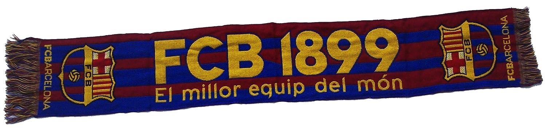 Barcelona Scarf Official Barcelona Scarf Bufanda Official 08d634d6412