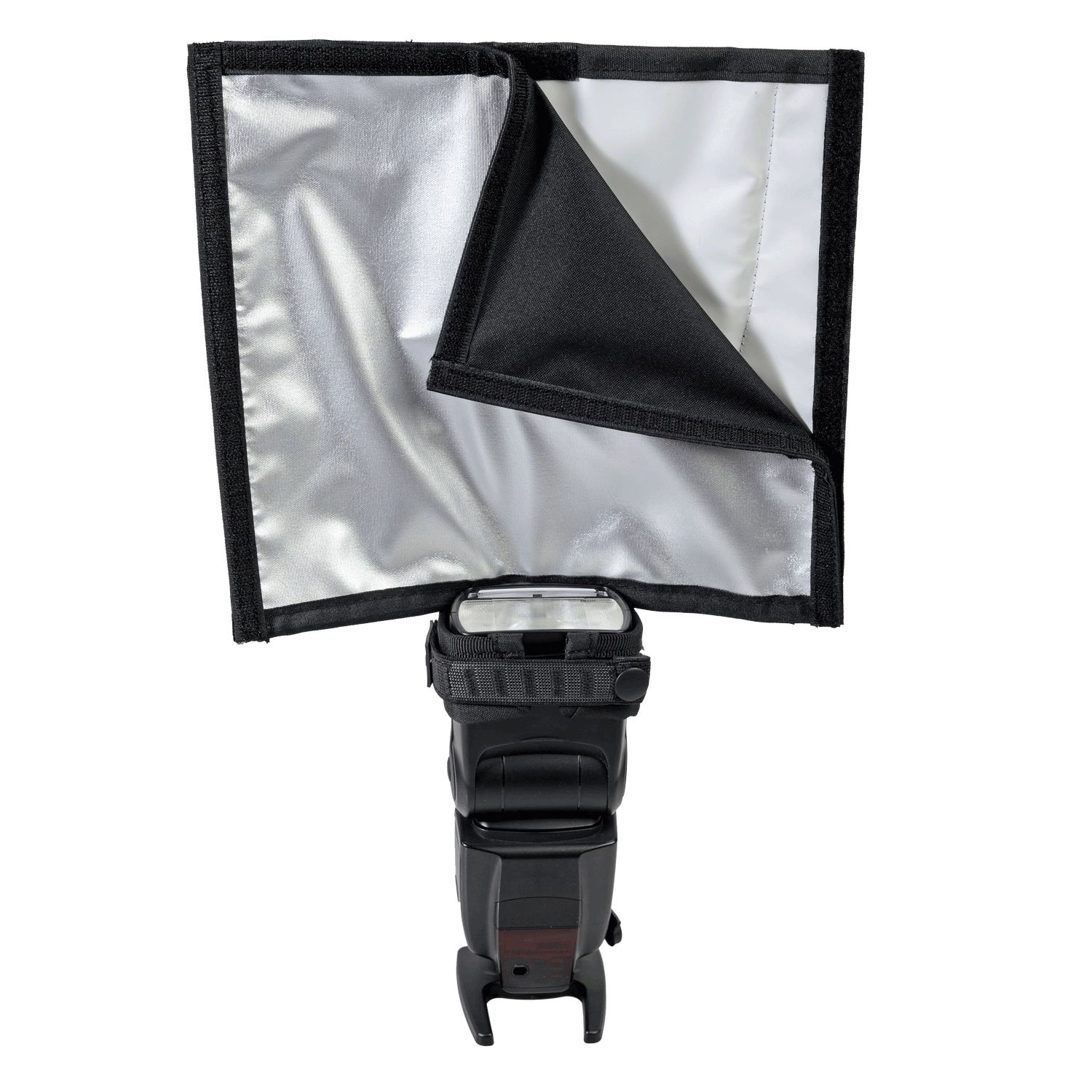 Rogue Photographic Design Rogue FlashBender 2 (Second Generation) - LARGE Soft Box Kit (Black/White) by Rogue Photographic Design (Image #4)