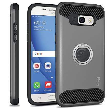 Amazon.com: Galaxy A5 2017 Anillo Caso, CoverON Ringcase ...