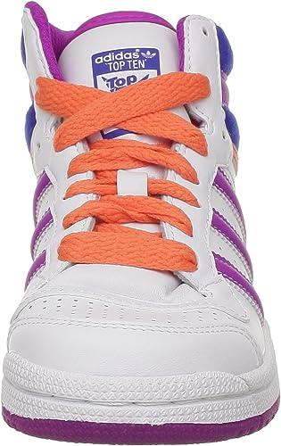 adidas Originals Topten Hi K, Baskets mode mixte enfant