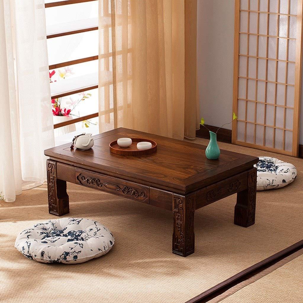 Mesas de centro Mesa Mesa de Centro de Estilo japonés Mesa ...