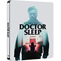 Doctor Sleep [4K Ultra HD + Blu-Ray-Édition boîtier SteelBook]