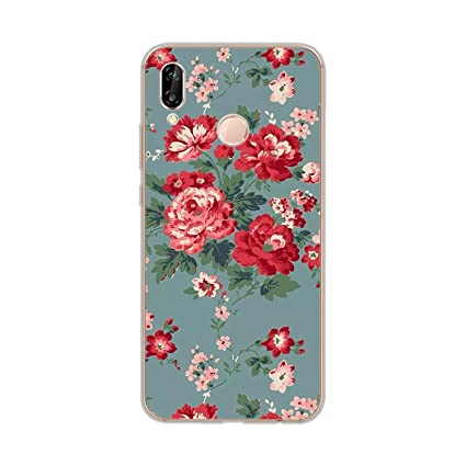 Amazon.com: Phone Cases for Huawei P20 P8 P9 P10 Mate 20 10 ...