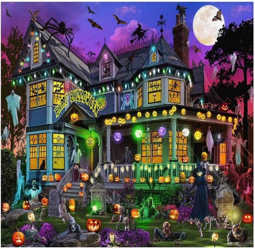 1000 Piece Jigsaw Puzzle Halloween