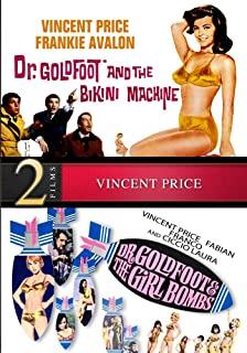 Dr. Goldfoot and the Bikini Machine / Dr. Goldfoot and the Girl Bombs -