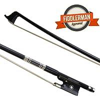 Fiddlerman Carbon Fiber Violin Bow 1/2
