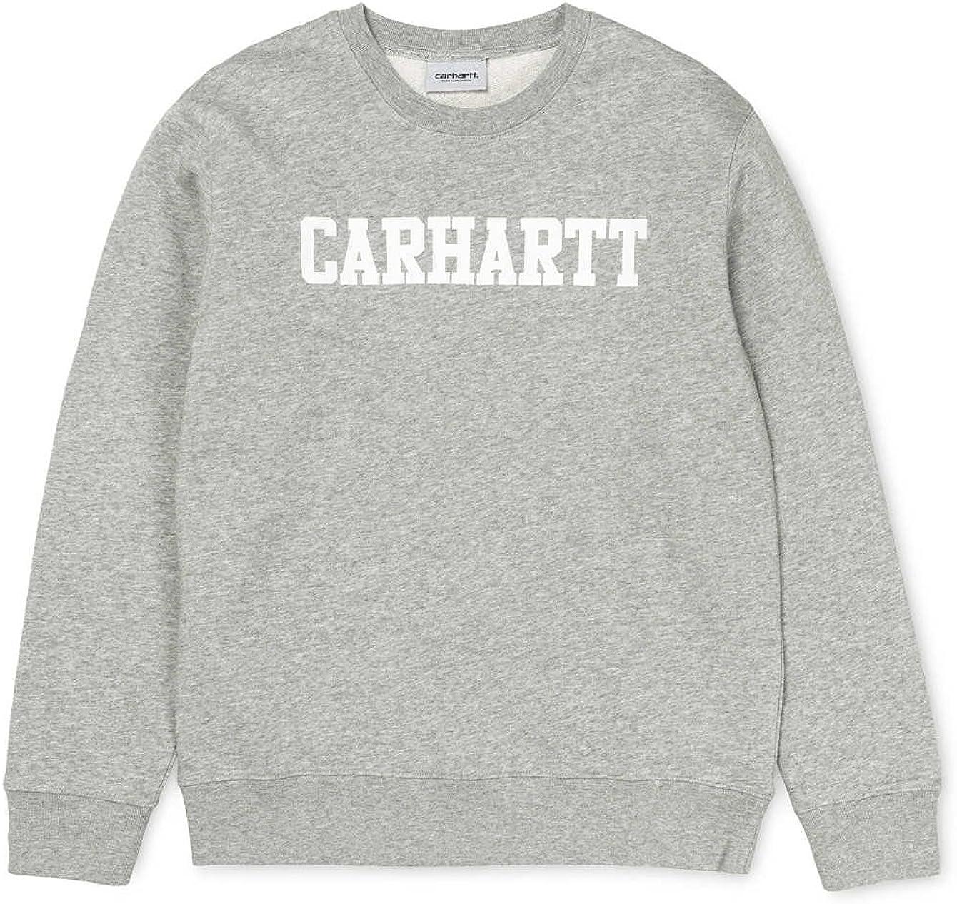 TALLA L. Carhartt College Sudadera para Hombre