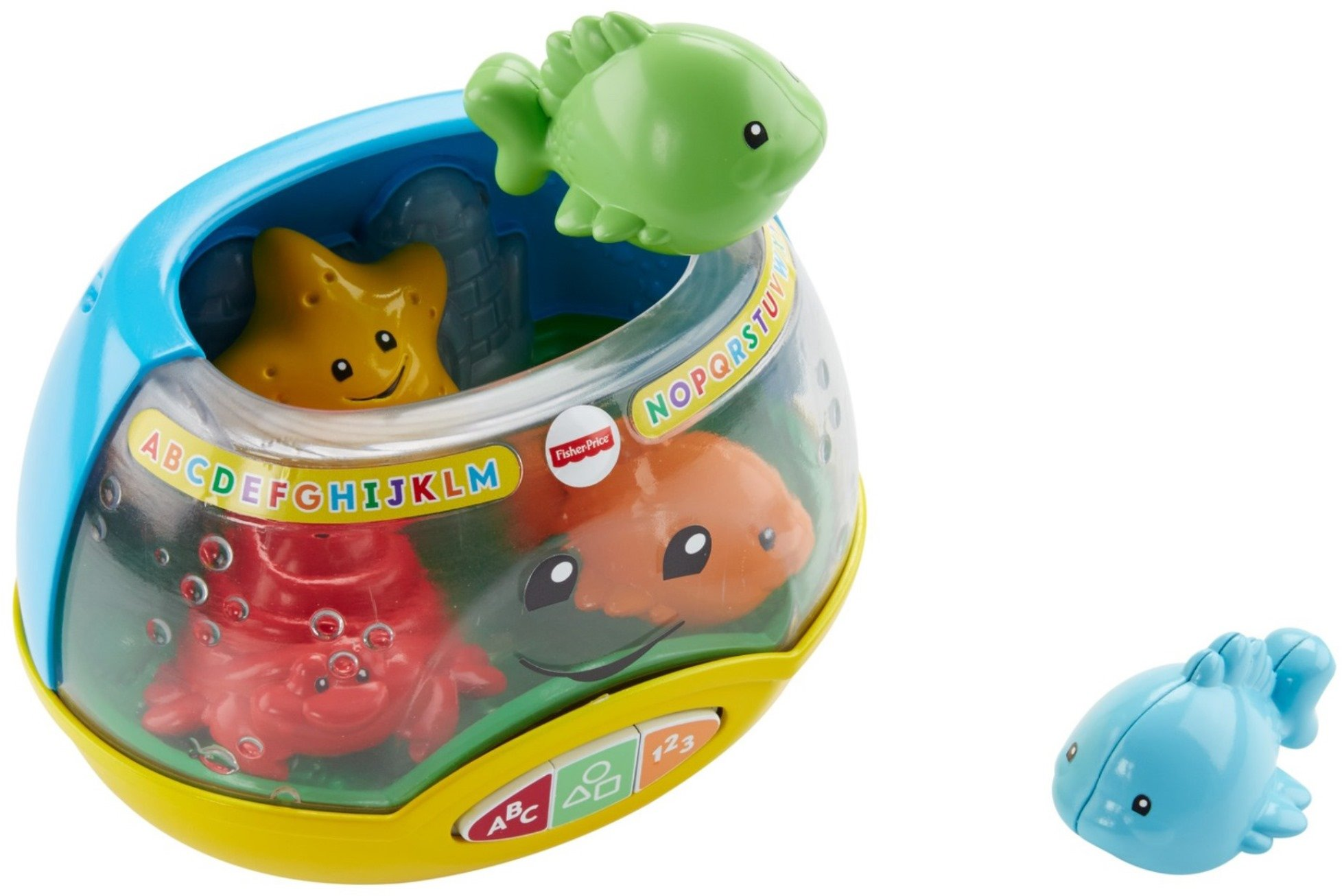 Fisher-Price Laugh & Learn Magical Lights Fishbowl by Fisher-Price (Image #1)