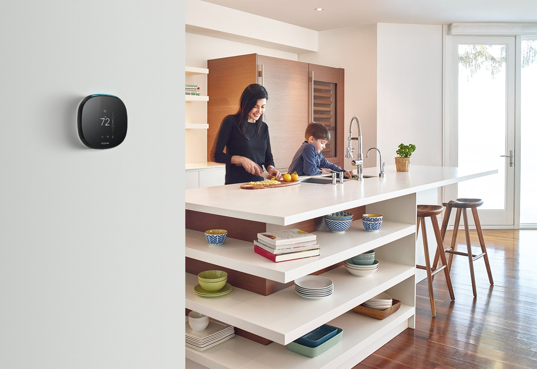 ecobee4 Wi-Fi Thermostat
